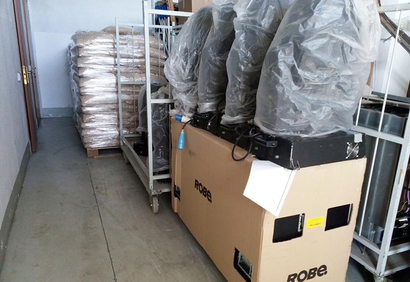 Logistica trasporto multimedia